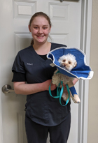 Kelsey Provides Excellent Veterinary Care at Troy IL Veterinary Clinic in Troy Illinois